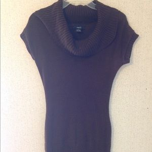 Brown Rue 21 sweater dress